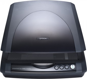 Epson Perfection 3490 Photo