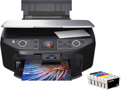 Epson Perfection 3590