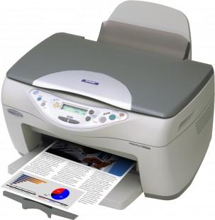 Epson Stylus CX5200
